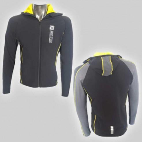 Abbigliamento-Canottaggio-Thermal-Shirt-Giallo-Uomo-Duke-Canottaggio