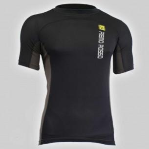 Vetements- Aviron-T-shirt MC-NY-Noir-RemoRosso-Aviron