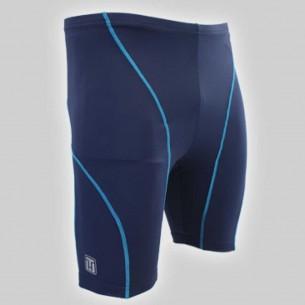 Abbigliamento-Canottaggio-Short-Barley-Blu- RemoRosso-Canottaggio